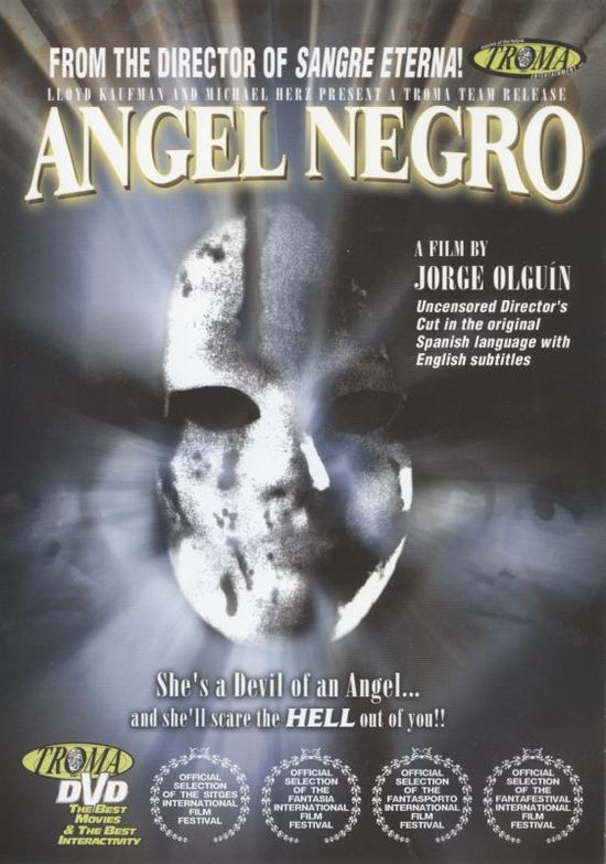 Angel Negro movie