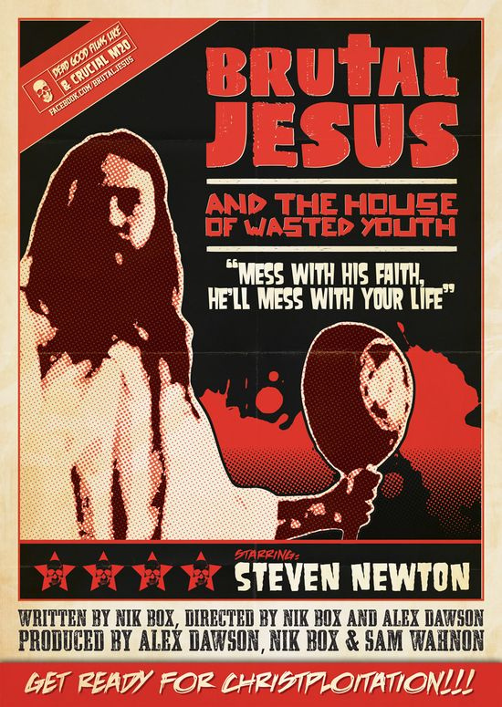Brutal Jesus and the House of Wasted Youth movie
