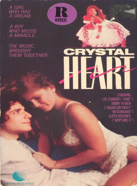Crystal Heart movie
