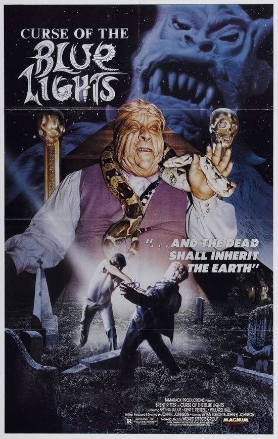 Curse Of The Blue Lights movie