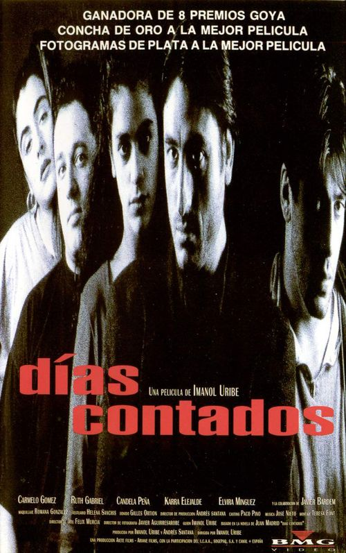 Días contados movie