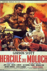 Hercules vs. The Molloch