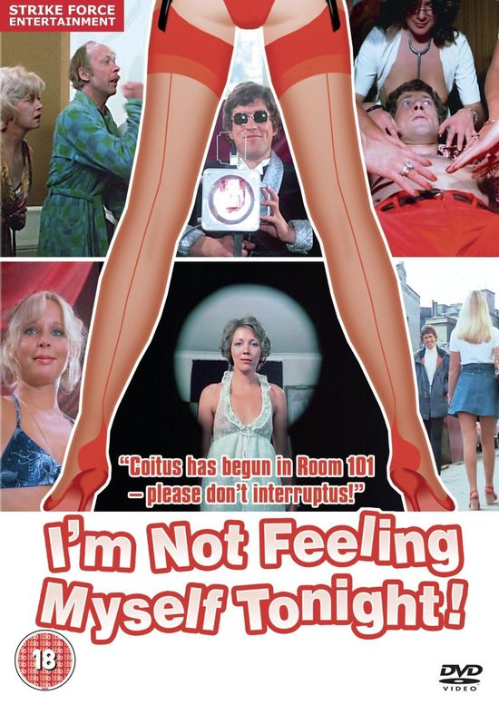 I'm Not Feeling Myself Tonight movie