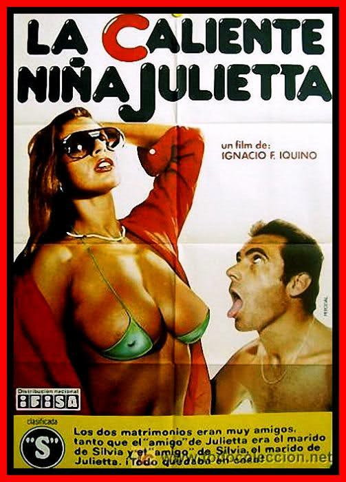 La caliente nina Julietta movie