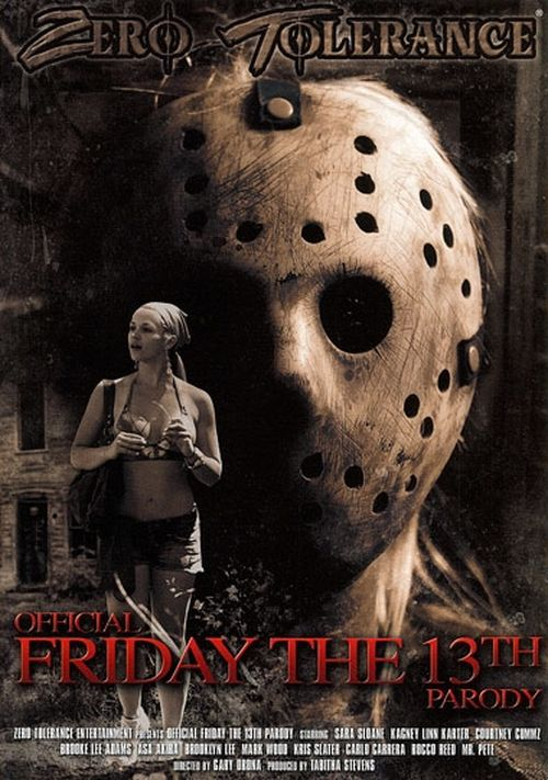 Official Friday the 13th Parody movie