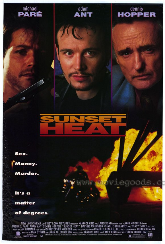 Sunset Heat movie