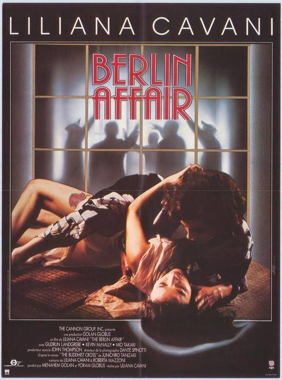 The Berlin Affair movie