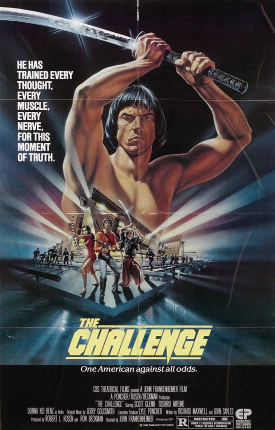 The Challenge movie