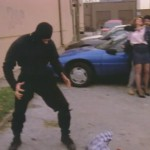 The Dark Angel: Psycho Kickboxer movie