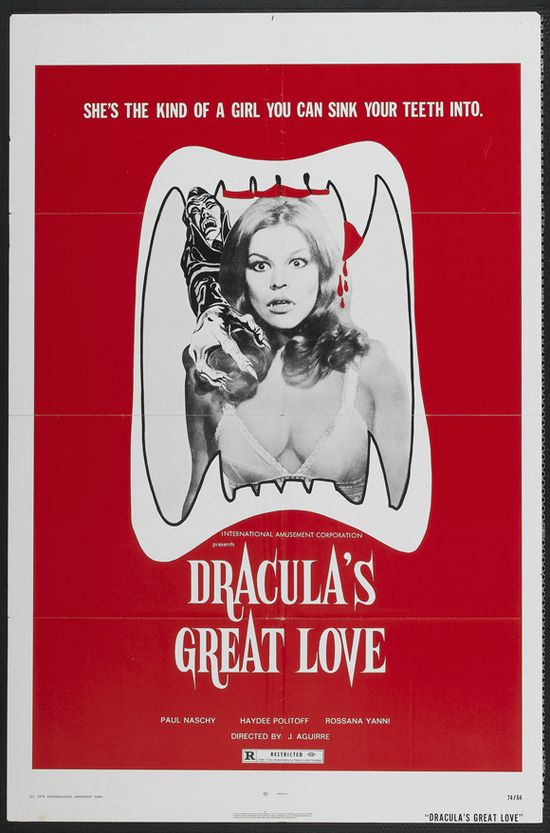 The Great Love of Count Dracula movie