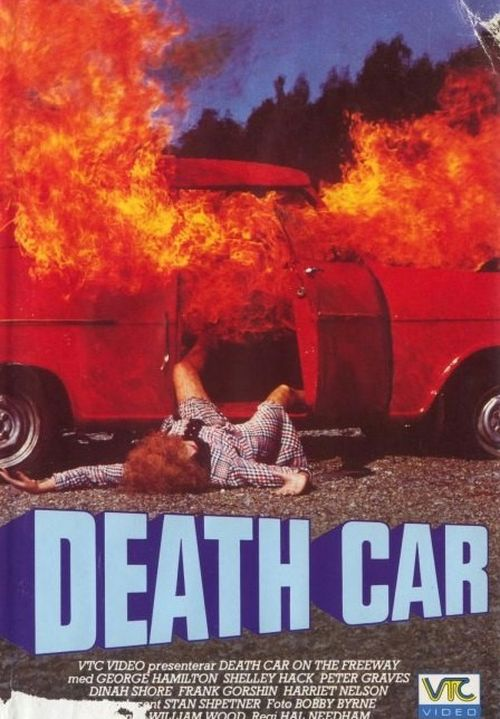 Death Car on the Freeway movie