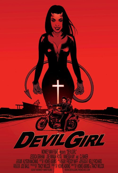 Devil Girl movie