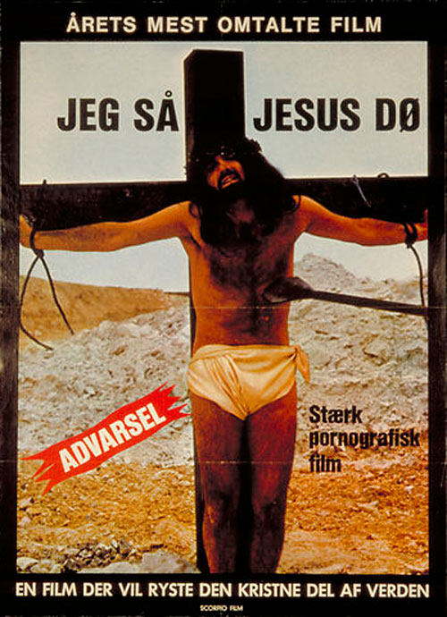 I Saw Jesus Die movie