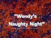 Wendy's Naughty Night