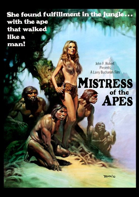 Mistress of the Apes movie