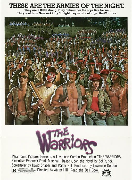 The Warriors movie