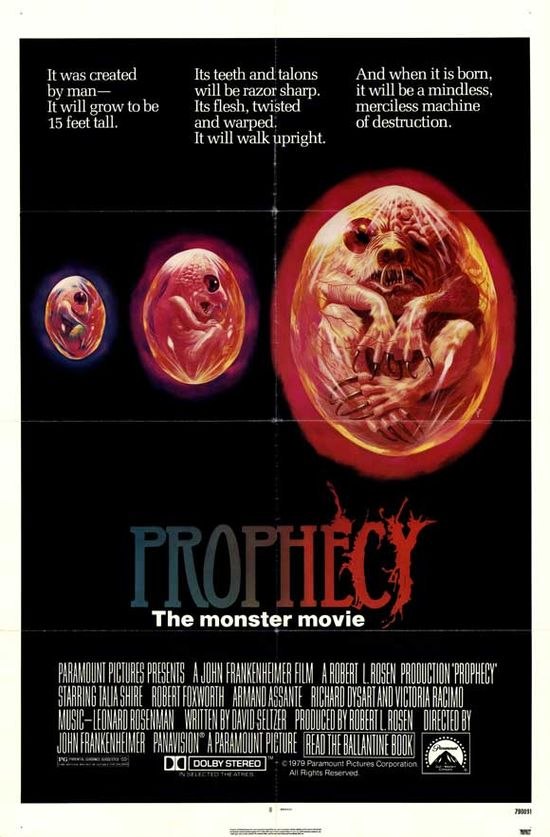 Prophecy movie