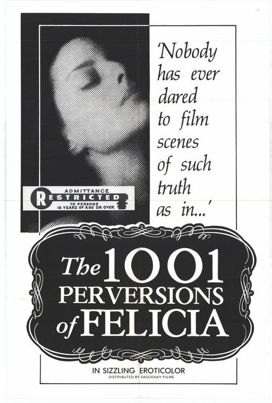 1001 Perversions of Felicia movie