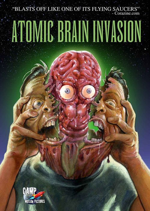 Atomic Brain Invasion movie