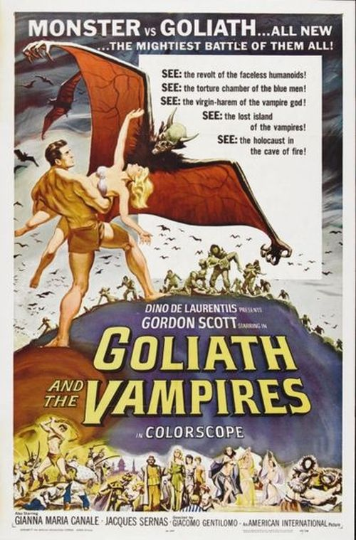 Goliath and the Vampires movie