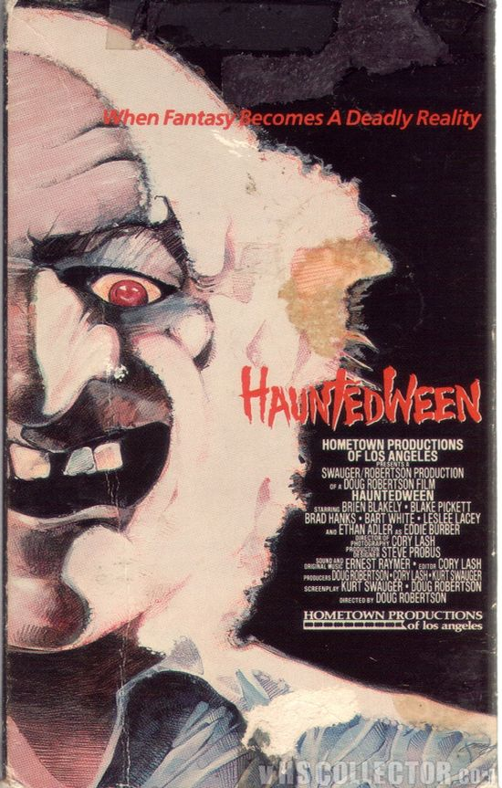 Haunted-ween movie