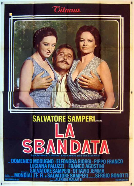La Sbandata movie