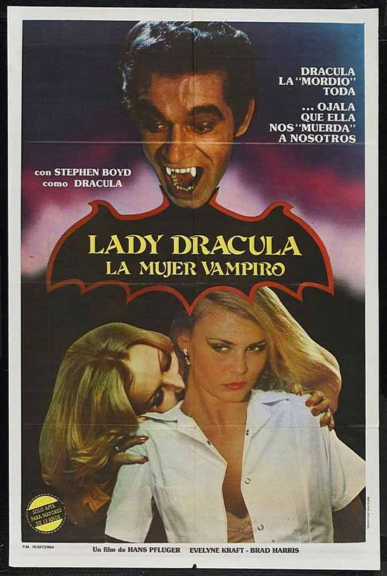 Lady Dracula movie