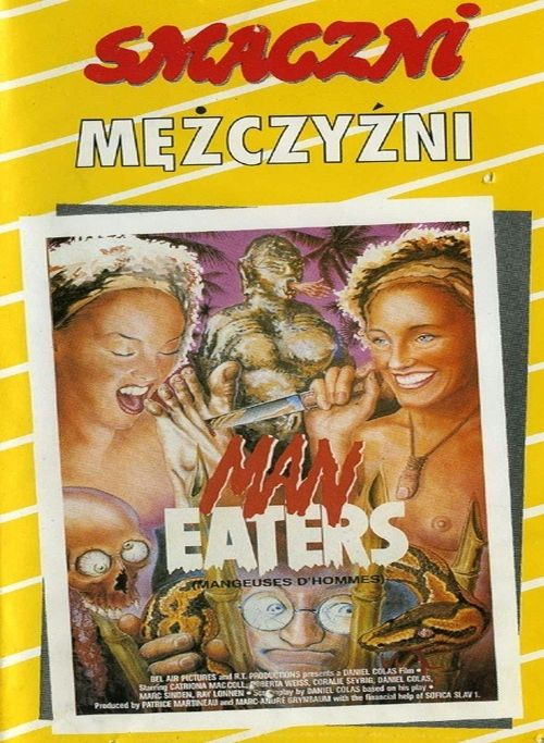 Man Eaters movie
