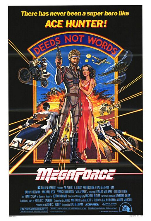 Megaforce movie