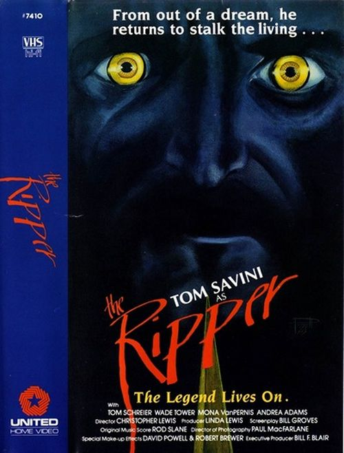 The Ripper (1985) movie