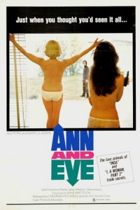Ann och Eve – de erotiska