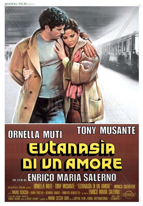 Eutanasia di un amore movie