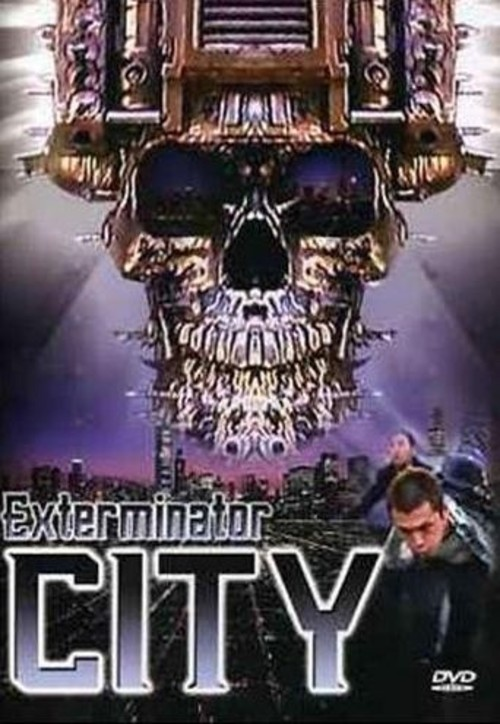Exterminator City movie
