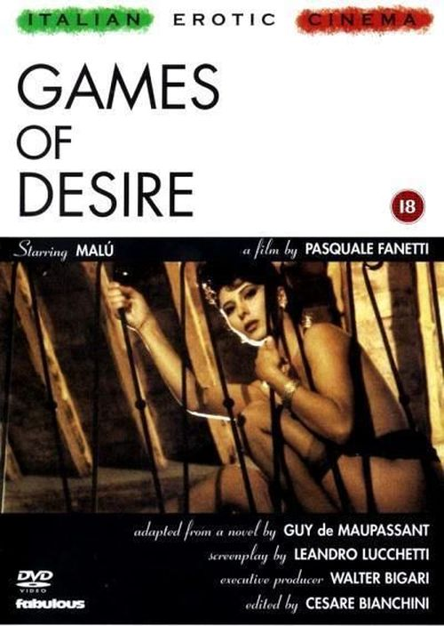 Games of Desire movie
