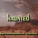 Haunted movie