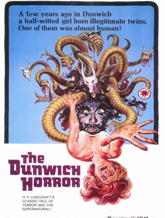 Horror w Dunwich movie