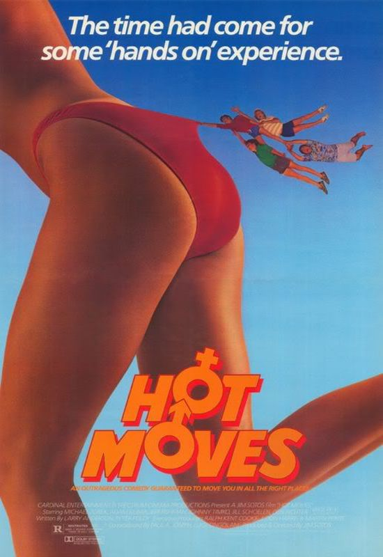 Hot Moves movie