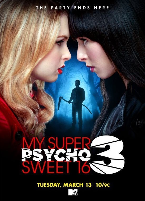 My Super Psycho Sweet 16: Part 3 movie