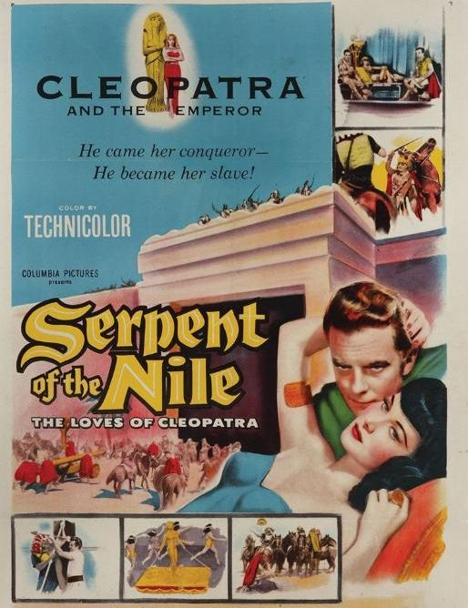 Serpent of the Nile movie