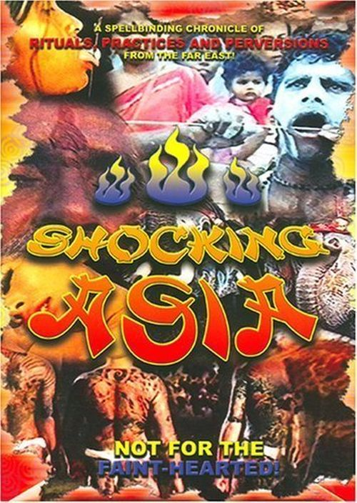 Shocking Asia movie