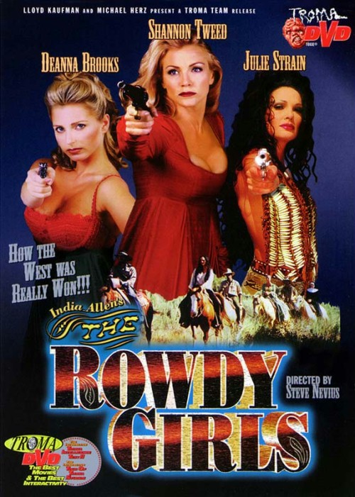 The Rowdy Girls movie