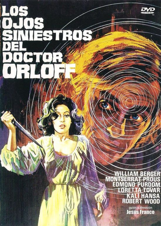 The Sinister Eyes of Dr. Orloff movie