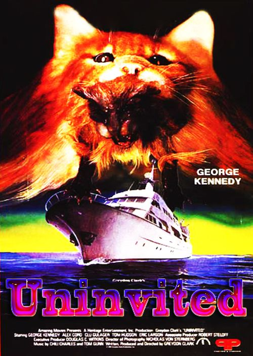Uninvited  movie