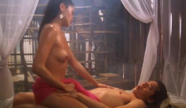 Ghost story sex scene
