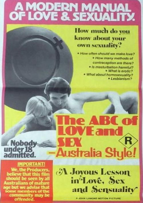 The ABC of Love and Sex: Australia Style movie