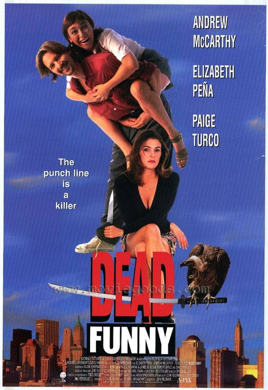 Dead Funny movie