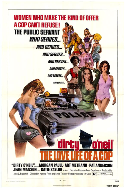 Dirty O'Neil movie