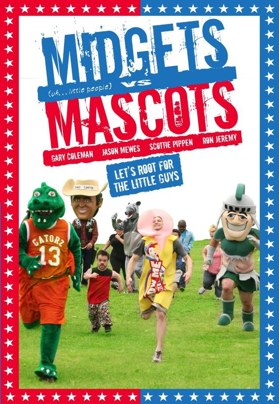 Midgets Vs. Mascots movie