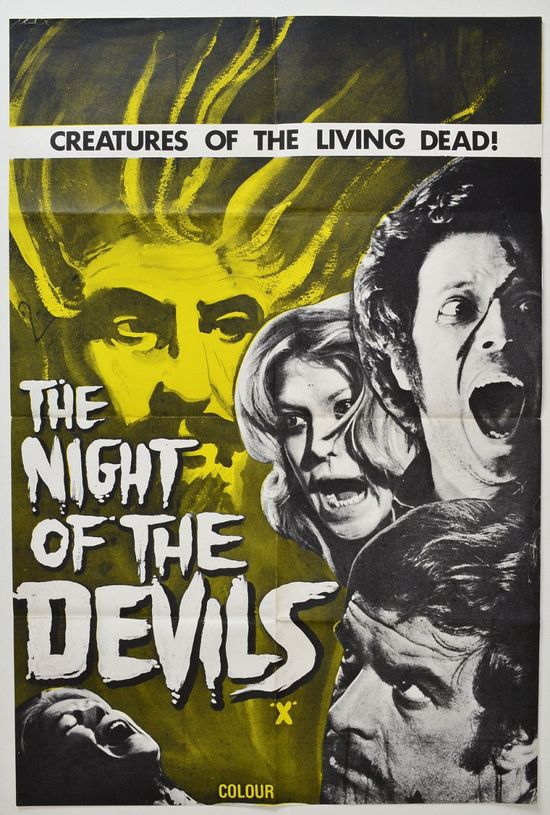 Night of the Devils movie