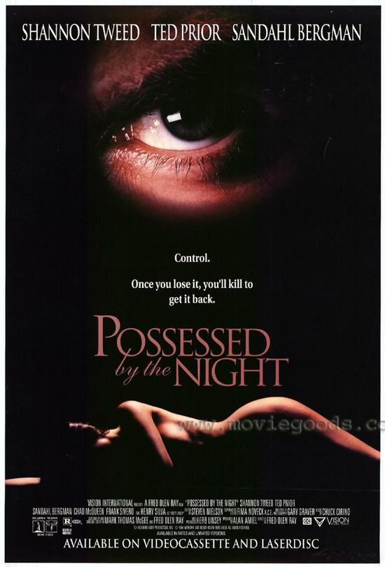 Possessed by the Night movie